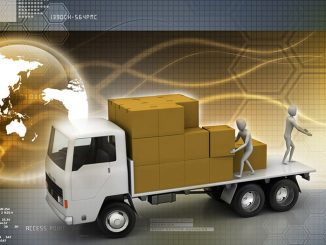 Supply chain management logistics