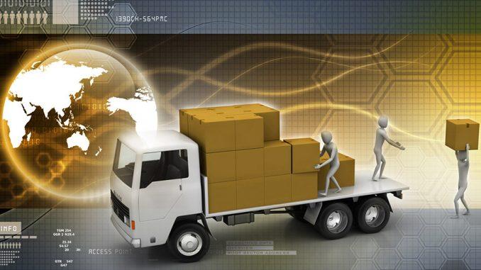 Supply chain management logistics