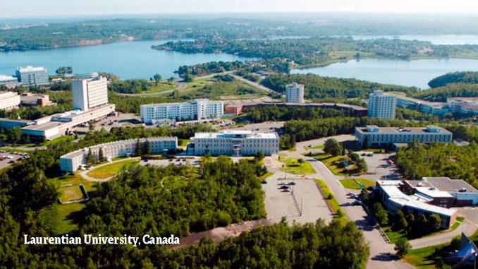 Laurentian University, Canada