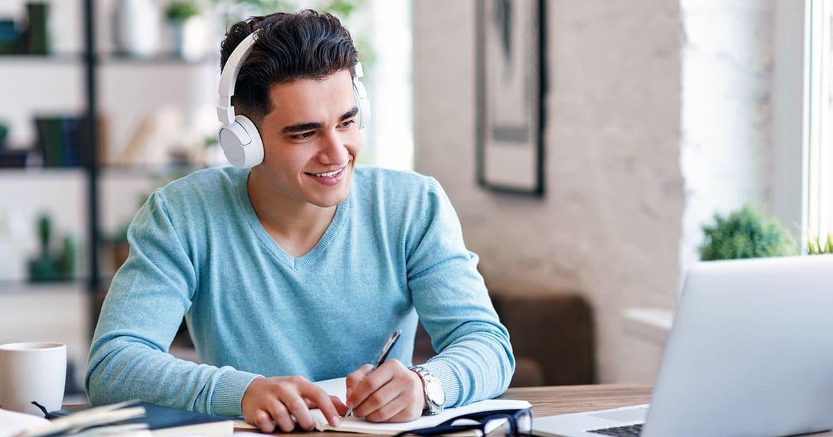 Online business degree